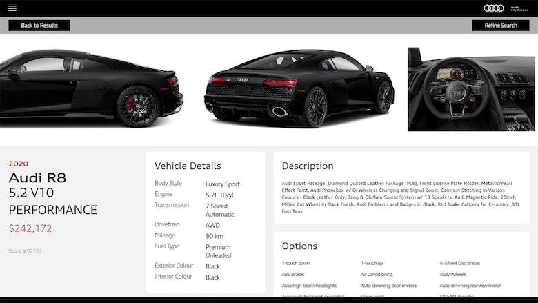 Audi inventory 3