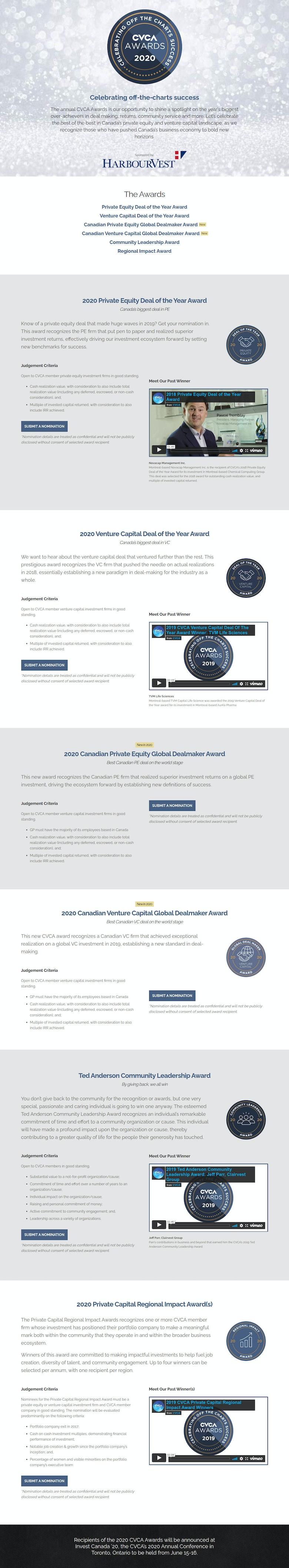 Award Site